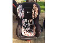 Nania car seat