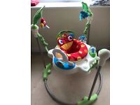 Fisher-Price Rainforest Jumperoo in great conditions
