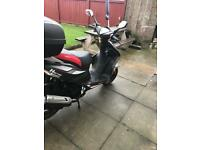 Sinnis 125cc moped