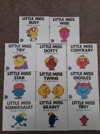 Little Miss Chidrens books.