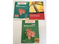 A level maths book bundle