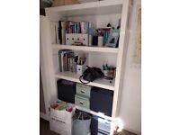 Bookshelf & storage