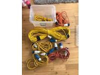 JOBLOT CARAVAN ELECTRIC HOOK UP