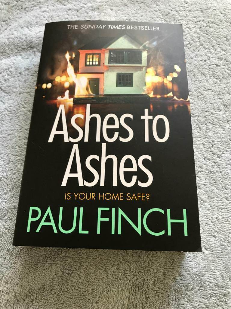 Ashes To Ashes By Paul Finch | in Bridgend | Gumtree