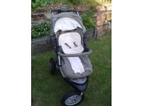 Mothercare Xtreme Travel System