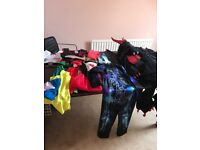 Selection of dressing up boys and girls all excellent condition £20 for bundle