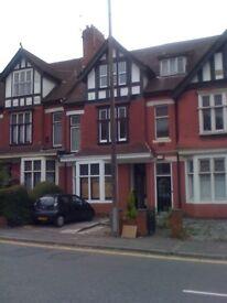 1 double bed studio flat. Roath Park £445 pcm