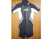 Child's Osprey Shortie Wetsuit