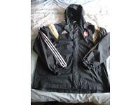 Aberdeen FC mens XL adidas jacket