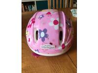 Ben and Holly girls cycle helmet