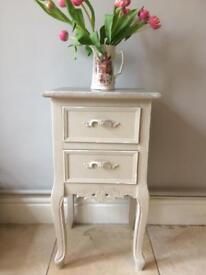 French Style Bedside Caninet