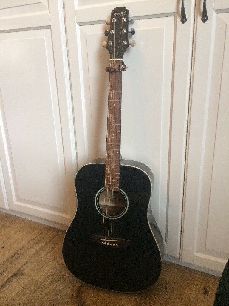 Ashland steel strung acoustic guitar