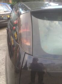 Ford Focus rear lights