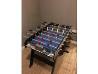 HY-PRO 4FT FOLDING FOOTBALL TABLE
