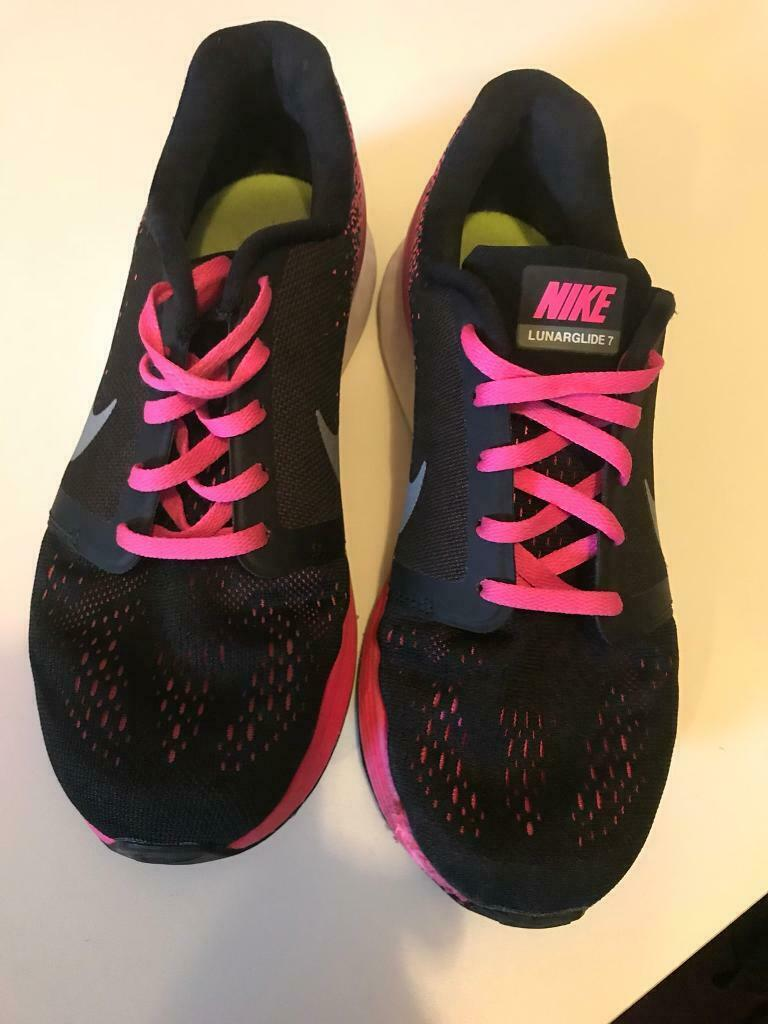 newest b2d89 ff283 Nike lunarglide 7 trainers - Size 5 Uk