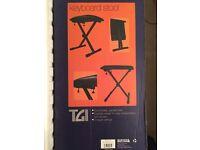 TGI keyboard / piano seat - brand new