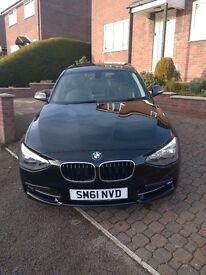 2011 BMW 116i Sport Turbo