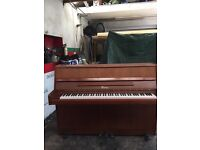 Cranes piano with stool