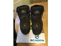 Scarpa Mens Walking Boots Size 8 (42)