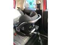 Maxi cosi isofix and cabriofix car seat