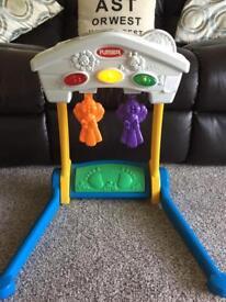 Playskool Fold & Go Kick Start Gym