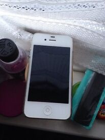 iPhone 4 16GB perfect condition
