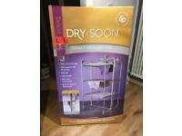 Deluxe 3 tier heated airer