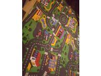 Child room carpet