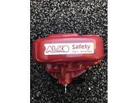Al-ko hitch lock