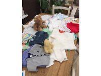 Baby Boy Clothes Bundle 0-3 months some unworn