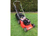 Rover rough cut push petrol lawnmower