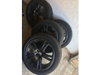 "18"" Alloy Wheels - Powder Coated"