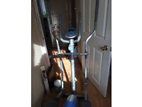 Very good condition, hardly been used. Kirsty cross trainer
