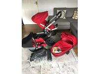 Quinny Buzz Xtra Travel System