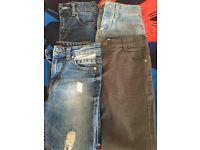 Boys jeans bundle (5-6,6-7)