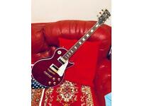 Tokai les paul custom In Red wine