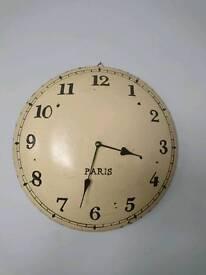 Vintage style clock
