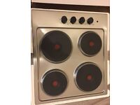 Brand new Electrolux electric hob