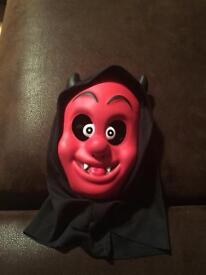 Children's devil mask *new*