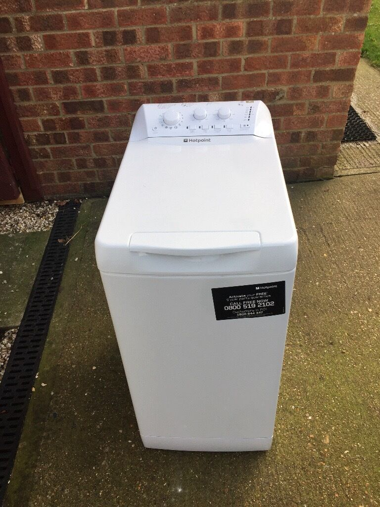 Hotpoint Top Loading Washing Machine Hotpoint Top Loading Washing Machine In Thetford Norfolk Gumtree