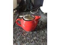 Tea pot, loose leaf tea pot