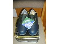 Cotswold Maine Navy/Green Size 5 Golf Shoes