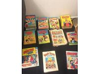 Beano Comics and Hardbacks (80+ item)