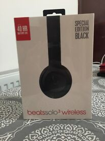 BRAND NEW!! Beats by Dre Solo3 Wireless Headphones