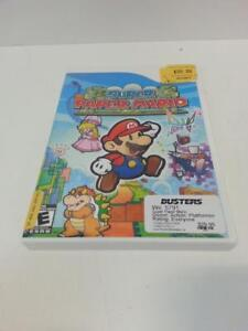 Super Paper Mario Wii. We Sell Used Video Games. (#5791) CH626467
