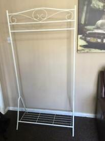 Large clothes stand