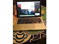 Apple Macbook Pro 13 Retina, 2.6Ghz Core i5, Intel Iris 1536MB, 8GB Ram, 128GB SSD Flash drive