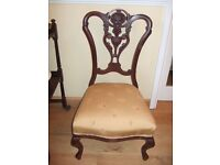 BEAUTIFUL VICTORIAN CHAIR