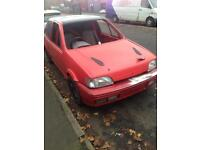 Ford Fiesta xr2i 1992 unfinished project