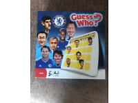 Chelsea guess who game